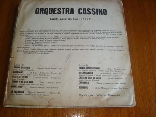 lp orquestra cassino