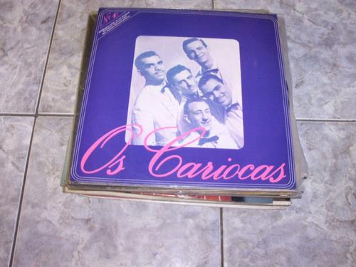 lp os cariocas, 1975