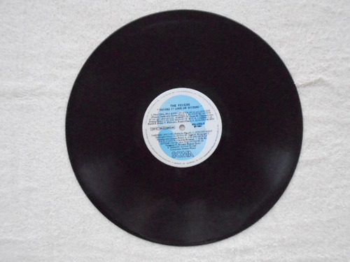 lp os fevers p/1983- fevers 17 anos de sucessos