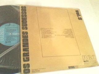lp os grandes sucessos vol 3 - 1973