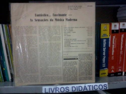 lp - os índios tabajaras - always in my heart - 1964