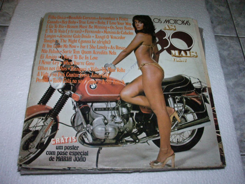 lp os motokas, as 30 mais vol 7