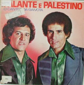 Lp Palante E Palestino - O Cantar Da Gaivota - 1979 - Querên
