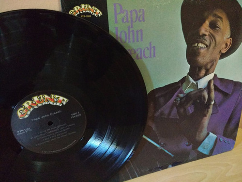 lp - papa johns creach friends (jerry garcia, grace slick...
