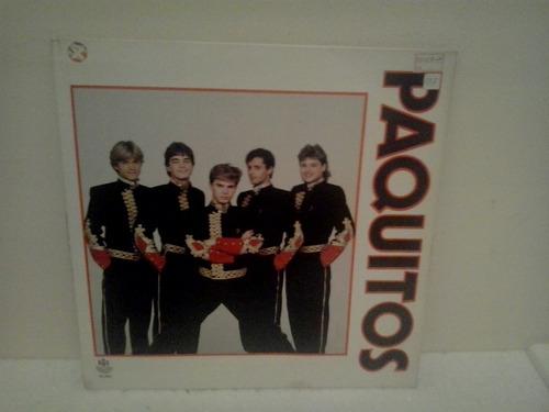 lp paquitos 1990