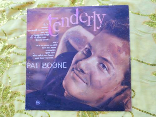 lp pat boone- tenderly