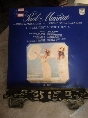 lp - paul mauriat -