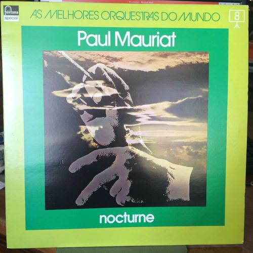 lp- paul mauriat- nocturne