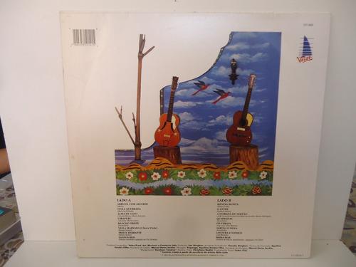 lp pena branca e xavantinho violas e canções selo velas 1993