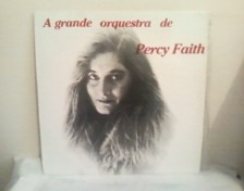 lp percy faith a grande orq. - serie revivendo internacional