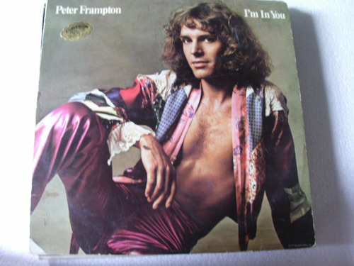 lp peter frampton - im in you - 1977