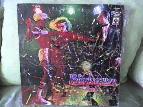 lp peter jacques band, fire night dance