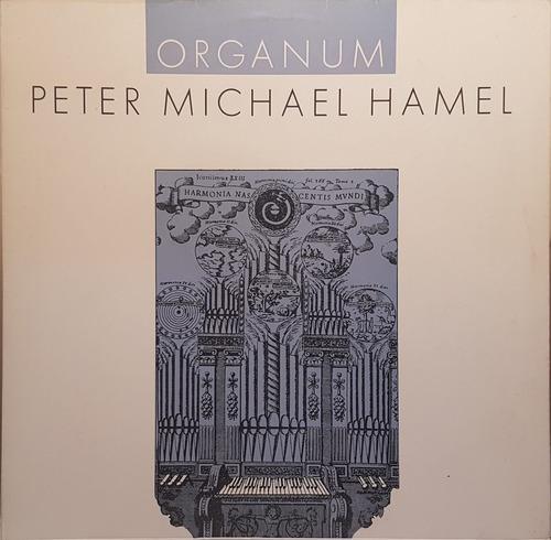 lp - peter michael hamel - organum