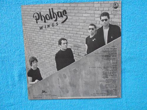 lp pholhas wings p 1985