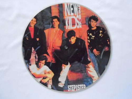 lp picture disc12 polegadas- new kids -the bloc
