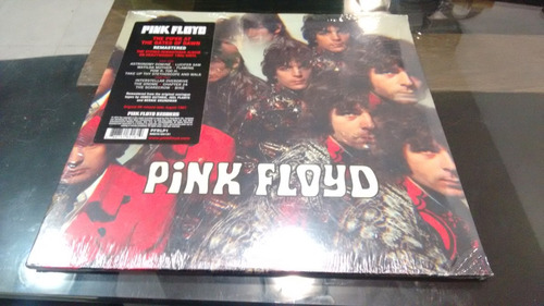 lp pink floyd the piper at the gates of en acetato,long play
