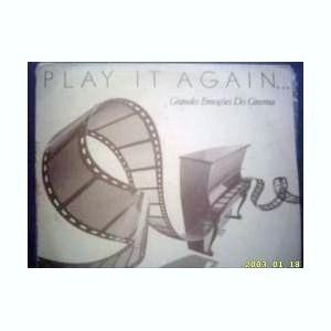 lp play it again grandes emoçoes do cinema sinatra bennett
