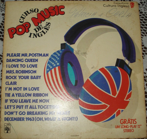 lp pop music please mr. postman dancing queen mrs. robinson