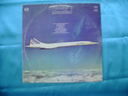 lp premier 5 mundial p/1977- coletânea