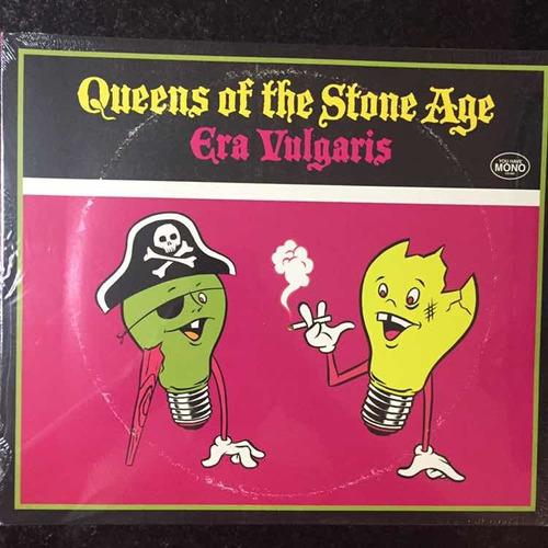 lp queens of the stone age era vulgaris importado p. entrega