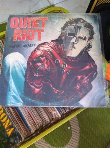 lp quiet riot metal heat casadorock82