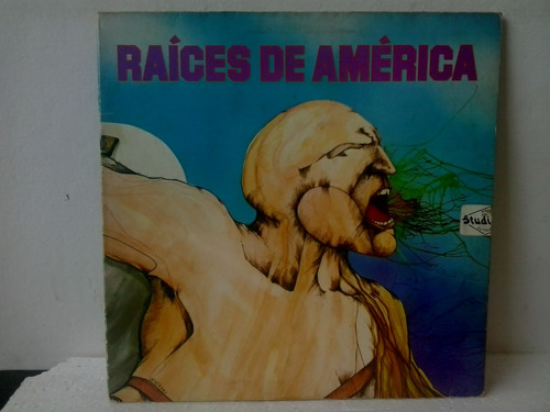 lp raices de america 1 1980 - envio 13,00