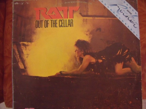 lp ratt out of the cellar,