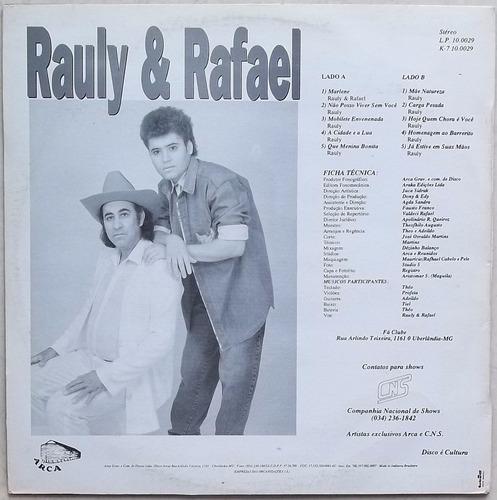 lp rauly e rafael (cidade e a lua)