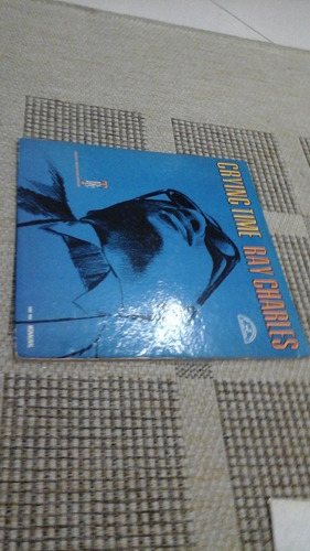 lp-ray charles -crying time-importado