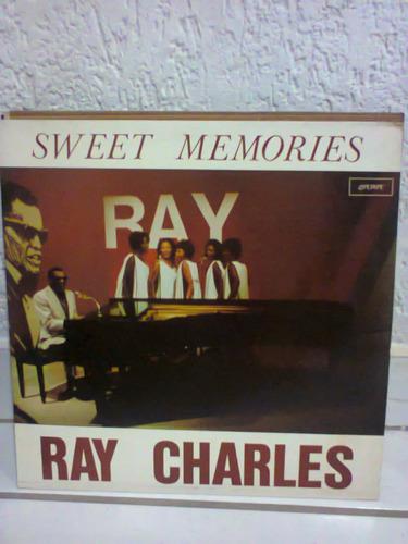 lp ray charles sweet memories