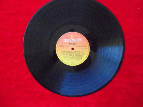 lp ray conniff p/1982-  amor amor