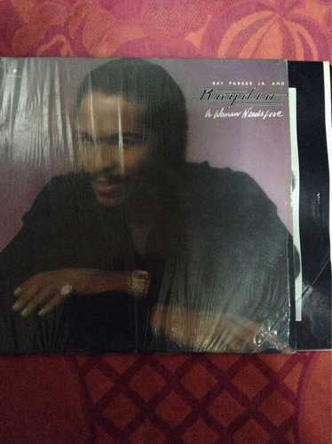 lp ray parker jr . and raydio a woman needs love