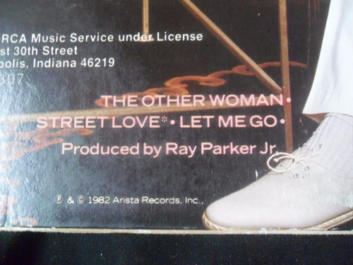lp ray parker jr the other woman