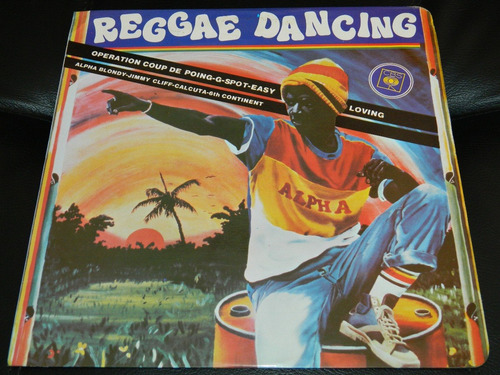 lp reggae dancing jummy cliff alpha blondy calcuta y mas