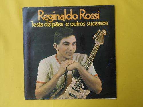 lp reginaldo rossi p/1975- festa de páes disco 02 mg