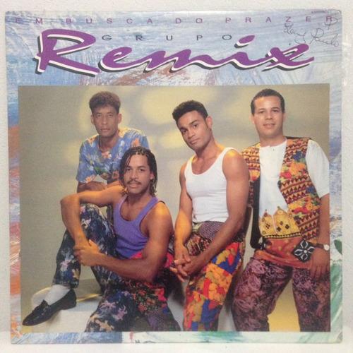 lp remix samba (em busca do prazer)