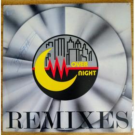 Lp Remixes Over Night 1990 Stilleto