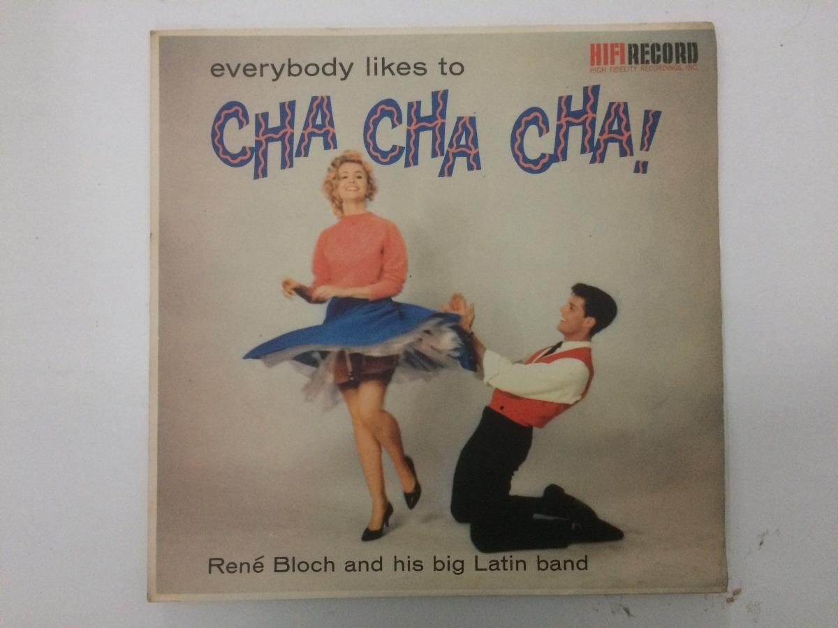 Everybody loves to cha cha cha