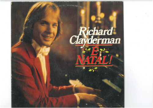 lp richard clayderman *é natal
