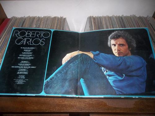 lp roberto carlos 1979 ( na paz do seu sorriso )