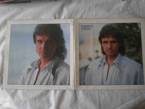 lp roberto carlos 1986 apocalipse, disco de vinil capa dupla