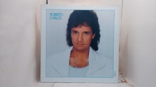 lp - roberto carlos - 1987