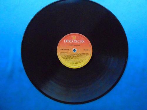 lp roberto carlos p/1981- disco 05 mg