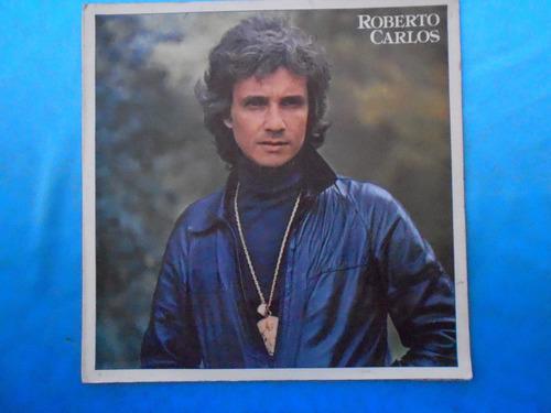 lp roberto carlos p/1981- en castellano -edição peruana