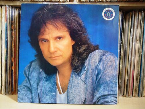 lp roberto carlos-the master-remasterizado do tape/1988