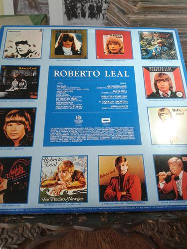 lp - roberto leal - 1984