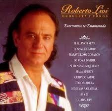 lp roberto livi - eternamente enamorado - 1993