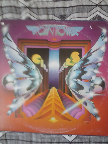 lp - robin trower- in city dreams - importado