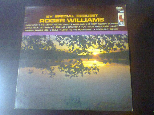 lp roger williams - by special request.