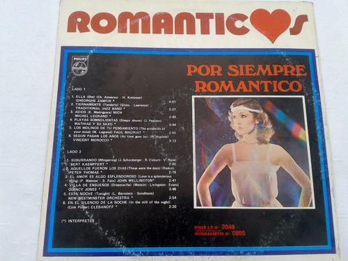 lp romanticos excelente estado!!!